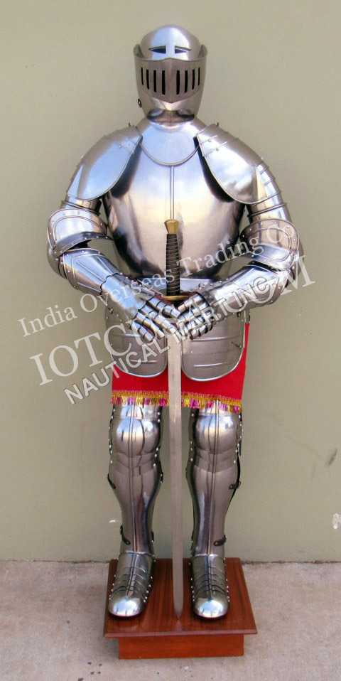 Armor Medieval Knight Royal Knight Guard Suit