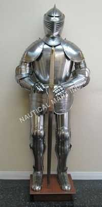 Armour Medieval Ancient Combat Knight Suit