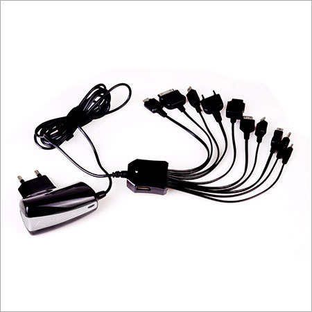 11 In 1 Travel Charger