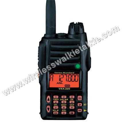 VERTEL walkie talkie VXA-220