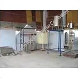 Dairy Plant Homogenizer