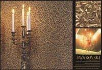 Swarovski Wall Paper