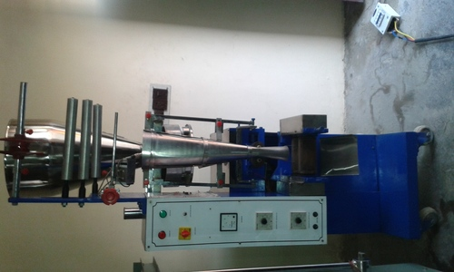 SNACKS TYPE NAMKIN POUCH PACKING MACHINE URGENT SALE IN SOLAPUR MAHARASTRA