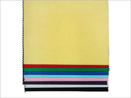 Pocketing colored Fabrics