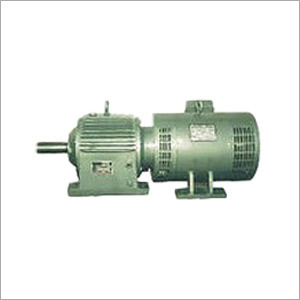 Three Stage Helical Dc Gear Motor