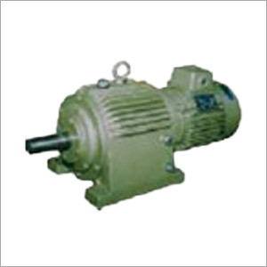 Three Stage Helical Ac Gear Motor