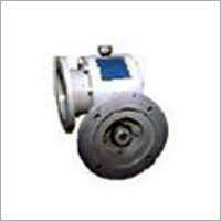 Ipop Hollow Worm Gearbox