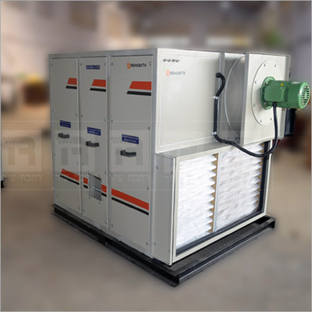 Desiccant Rotor Dehumidifier