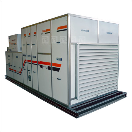 Refrigerated Desiccant Dehumidifier