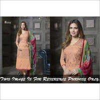 Georgette Karachi Style Salwar Suit