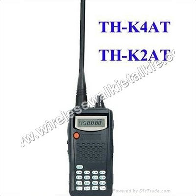 KENWOOD walkie talkie TH-K4AT