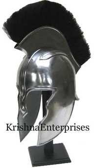 Armor Helmet With Stand