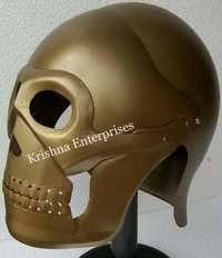 Antique Skull Helmet
