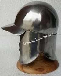 Cap Style Medieval Armor Helmet