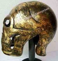 Horror Antique Skull Helmet