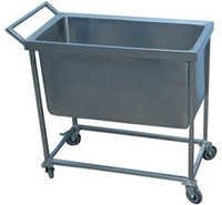 Waste Dish Collection Trolley
