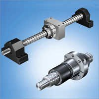 Precision Ball Screw Assemblies