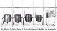 Double Jacketed Rice Vessel
