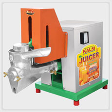 Orange Pulp Making Machine
