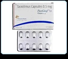 Tacrolimus Capsule 0.5mg