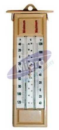 Maximum & Minimum Thermometer
