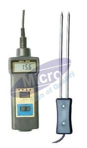 Moisture Meter For Cotton, food grain.