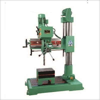 40Mm Cap Fine Feed Radial Drilling Machine