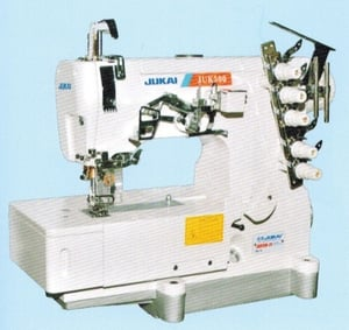 Interlock industrial machine