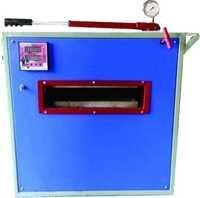 Semi Enterpriser Plastic ID Card Fusing Machine