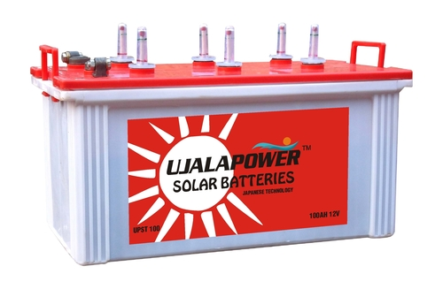 Solar Energy Storage Batteries