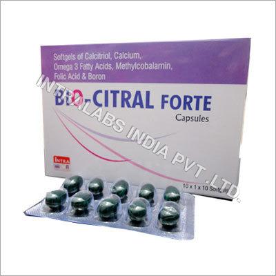 Biocitral Forte Capsules