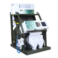 Steam Rice Color Sorter Machinery