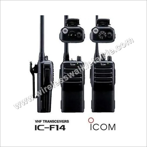 ICOM walkie talkie IC-F14