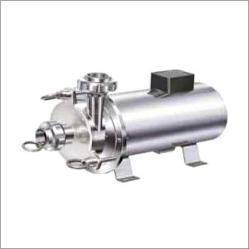 Dairy Pharmaceutical Pump