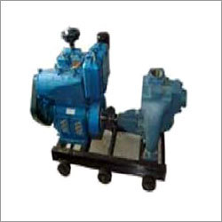 Engine Driven Trolley Mounted Pump