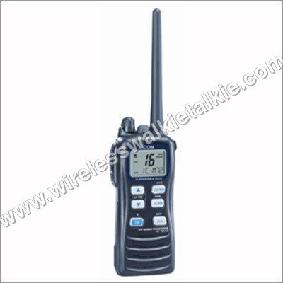 ICOM marine band radio IC-M72