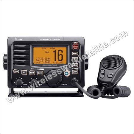 ICOM Base Station IC-M504