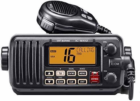 Base Station Radio ICOM IC-M412