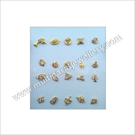 Stone Nose Pins