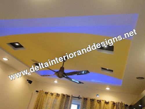 False Ceiling Contractor