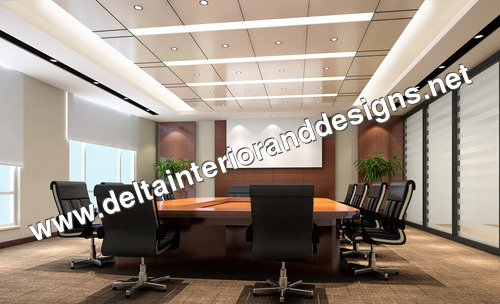 Conference Room False Ceiling