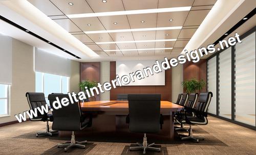 Conference Room False Ceiling