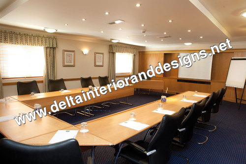 Designer False Ceiling  Conference Room