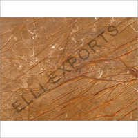 Rain Forest Brown Marble Antique Finish