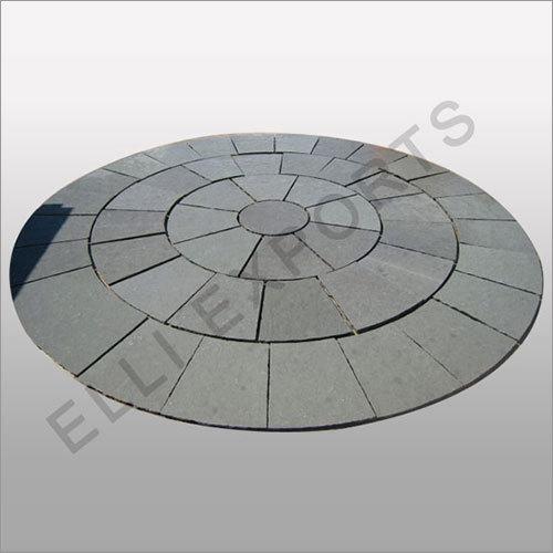 Circle OfKota Blue Limestone