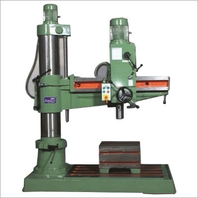 50MM CAP ALL GEAR RADIAL DRILL MACHINE