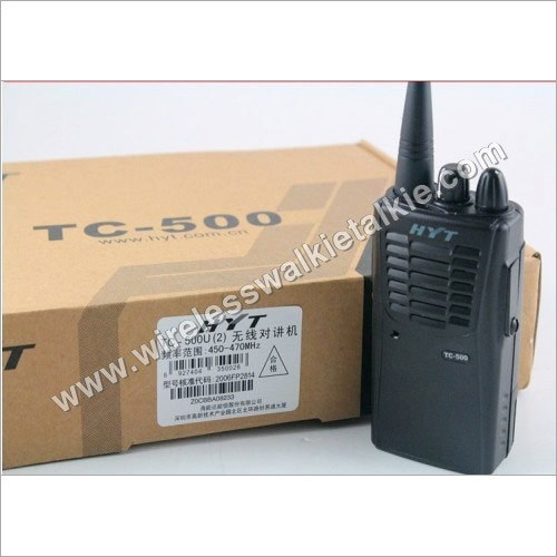 HYT walky talky TC500