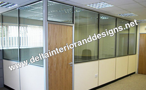 High End Office Partition