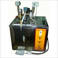 Steam pressure cleaning machine