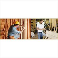 Carpentry Works Manpower